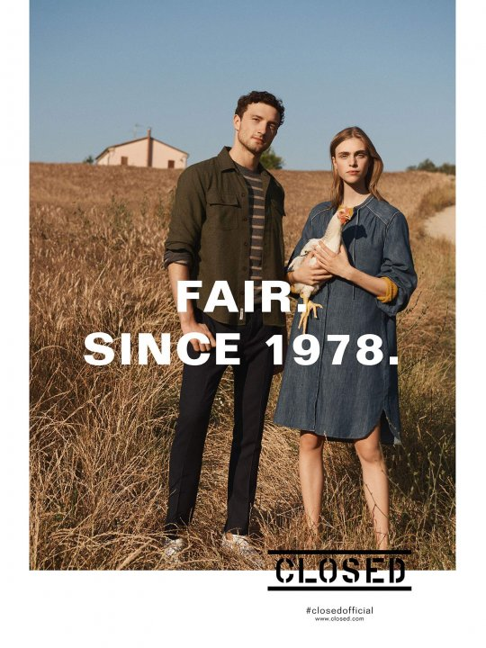 Closed – Fair Campaign - Fair since 1978